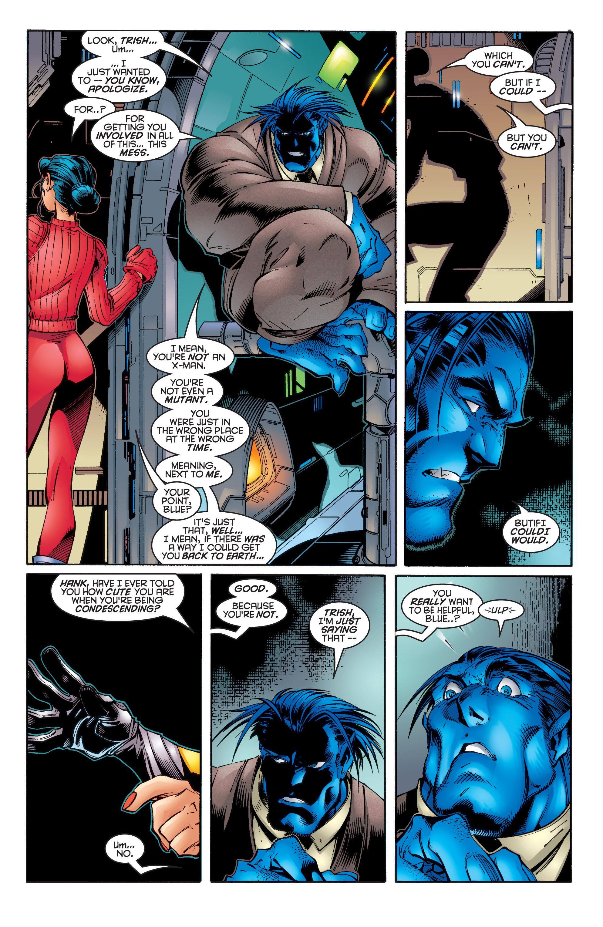 Read online Uncanny X-Men (1963) comic -  Issue #342 - 12