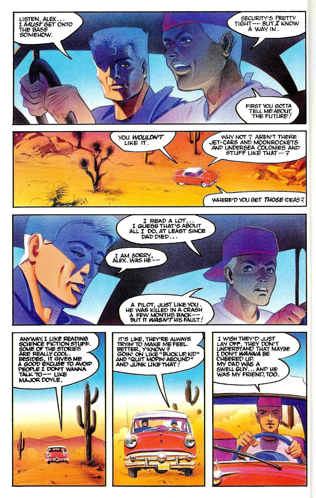 Tempus Fugitive issue 1 - Page 19