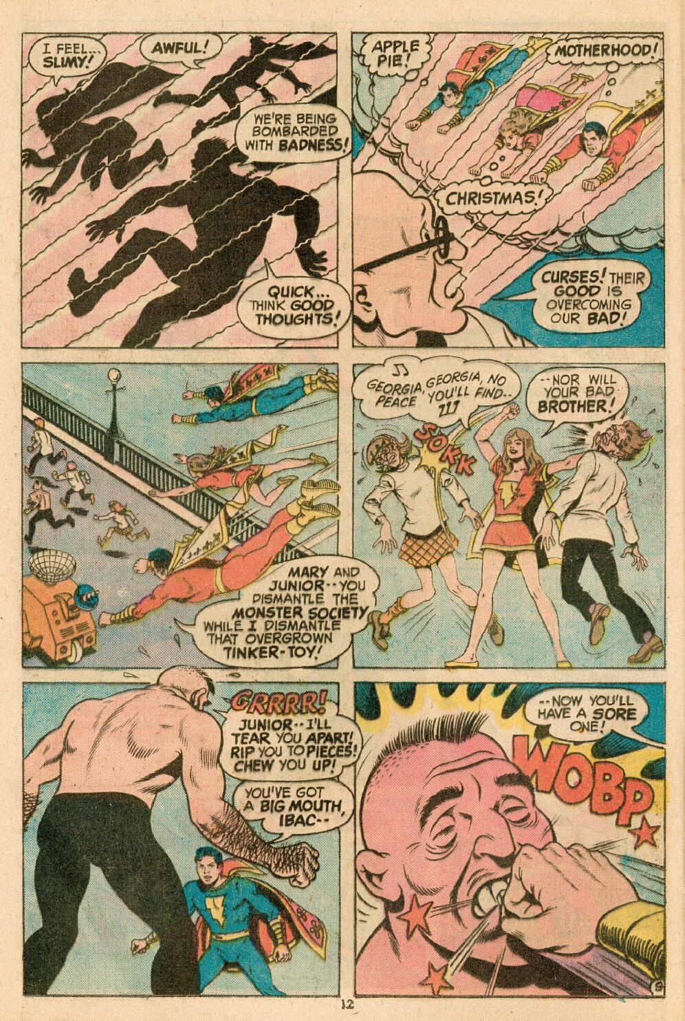 Read online Shazam! (1973) comic -  Issue #14 - 11
