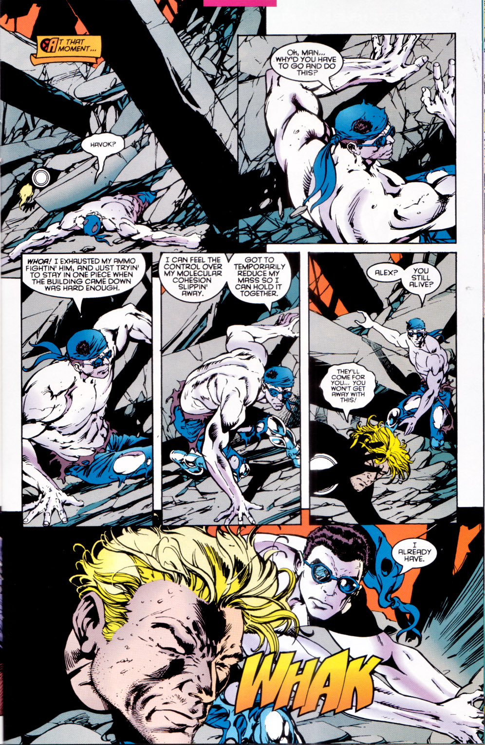 Read online X-Factor (1986) comic -  Issue #118 - 19