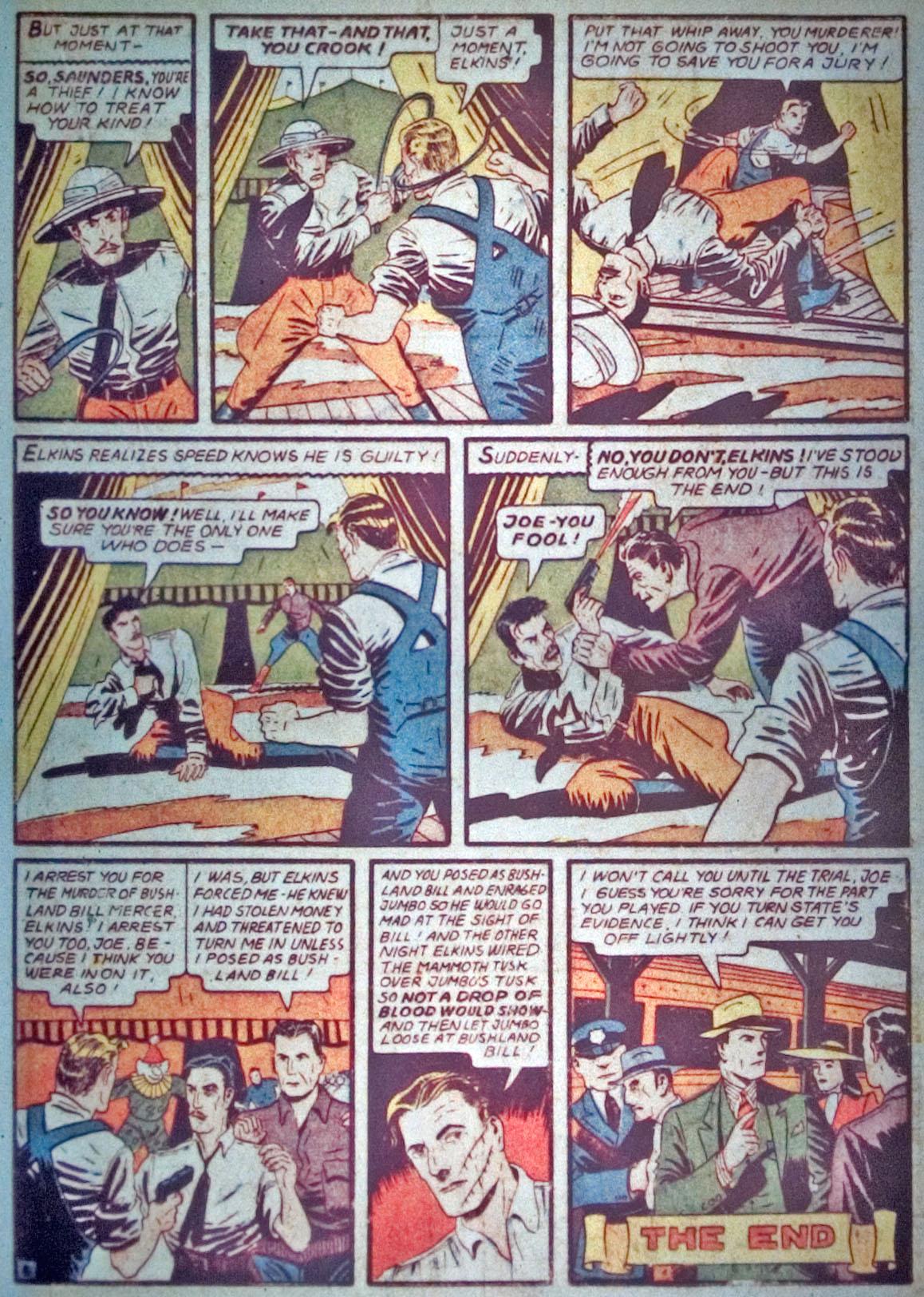 Read online Detective Comics (1937) comic -  Issue #31 - 41