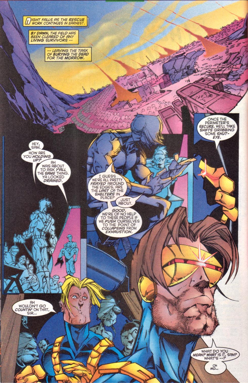 Read online Uncanny X-Men (1963) comic -  Issue # _Annual 1997 - 12