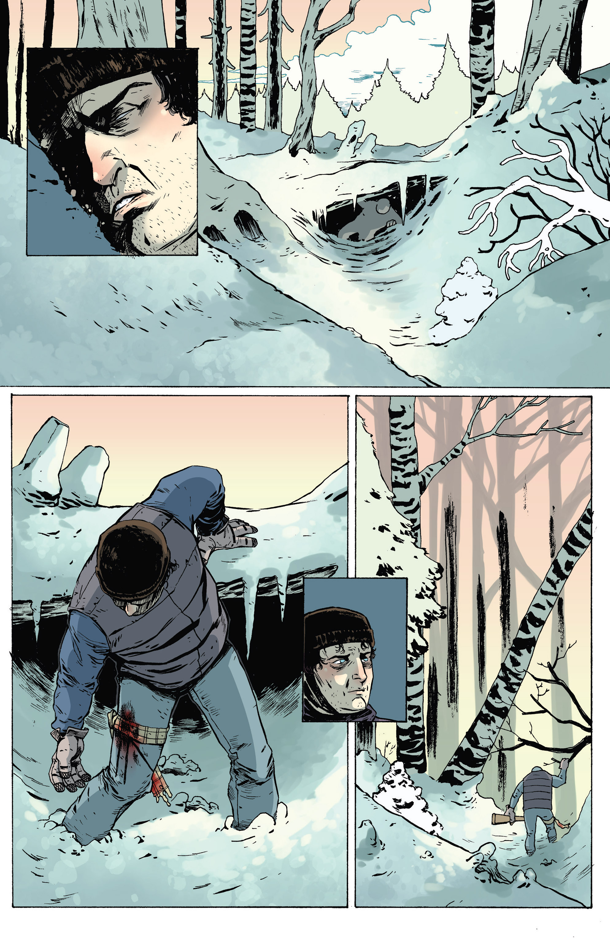 Read online Sheltered comic -  Issue #8 - 8