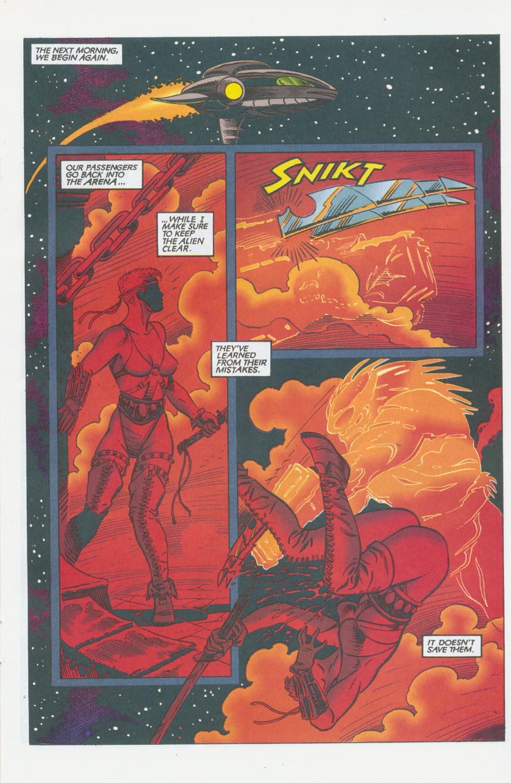 Read online Aliens/Predator: The Deadliest of the Species comic -  Issue #10 - 12