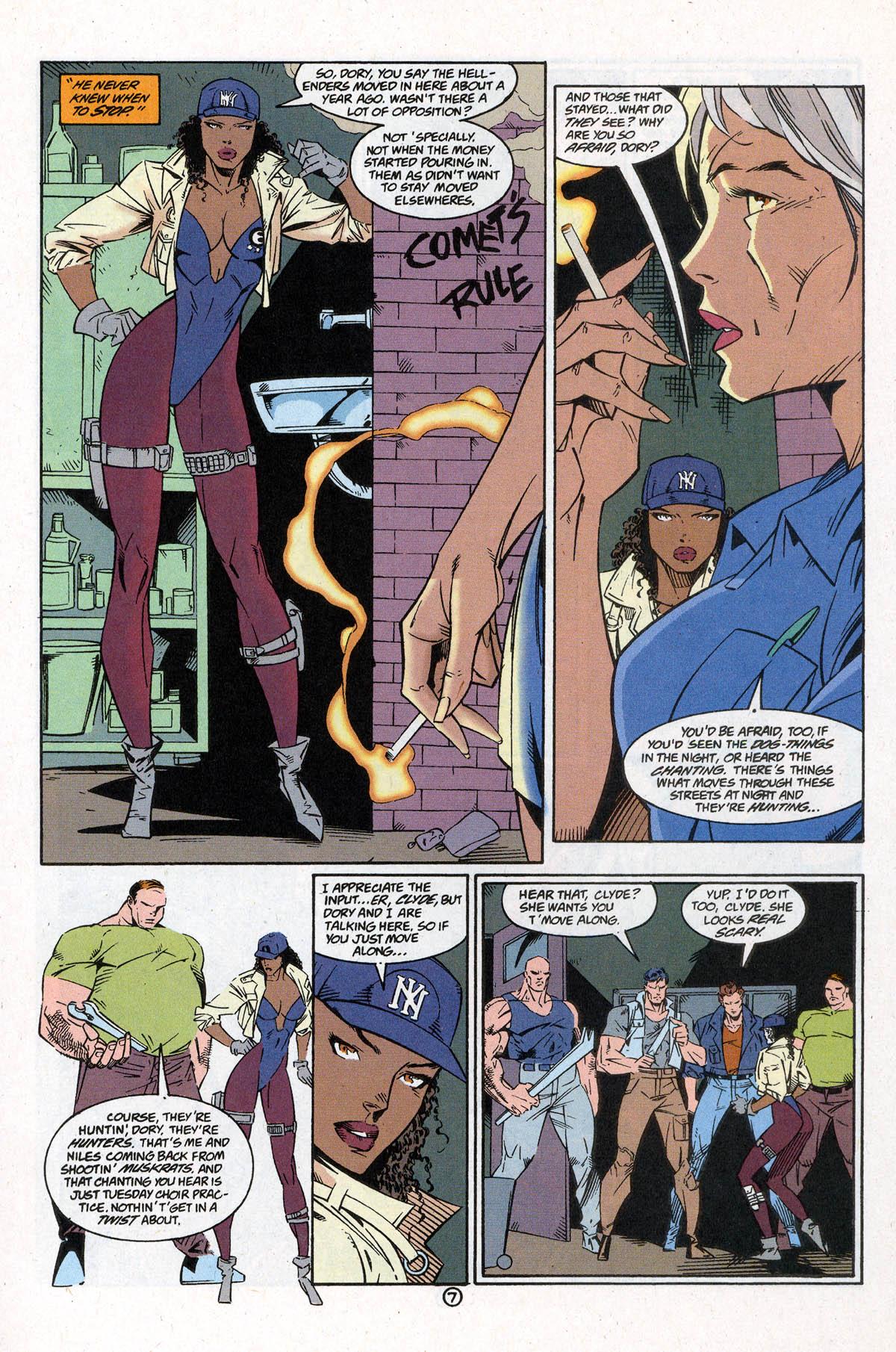 Read online Artemis: Requiem comic -  Issue #5 - 11