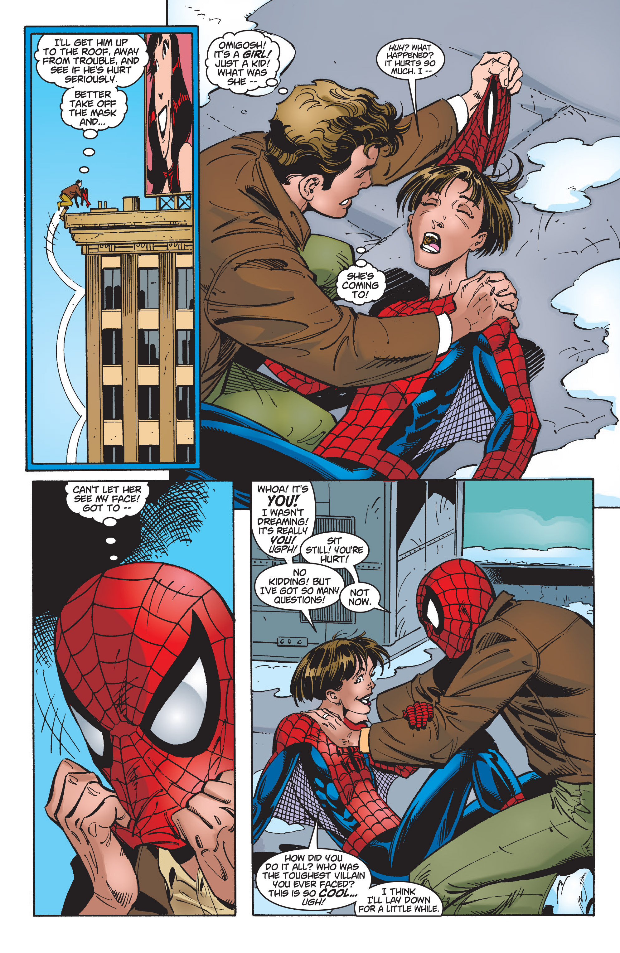 The Amazing Spider-Man (1999) 2 Page 18