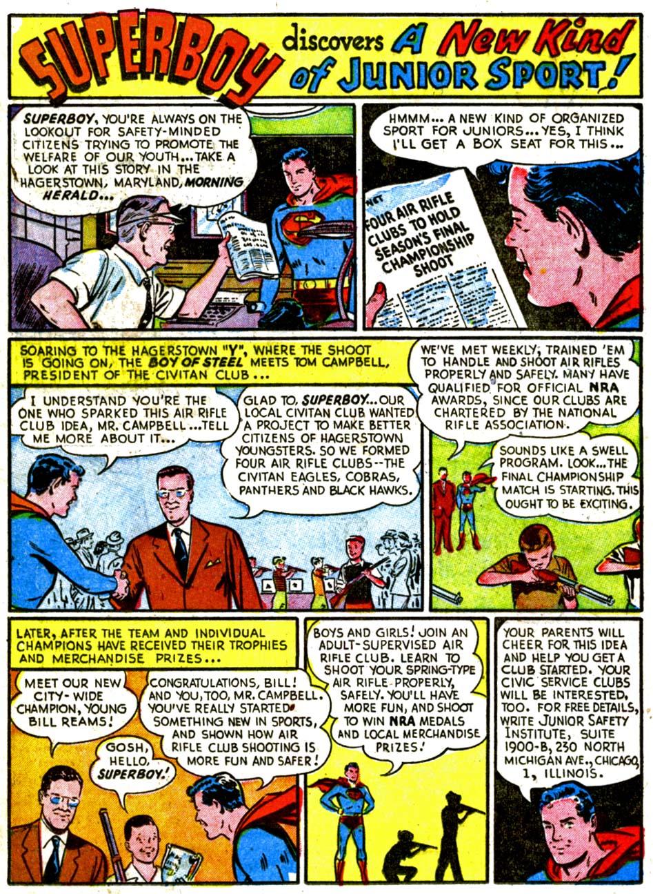 Read online Adventure Comics (1938) comic -  Issue #184 - 24