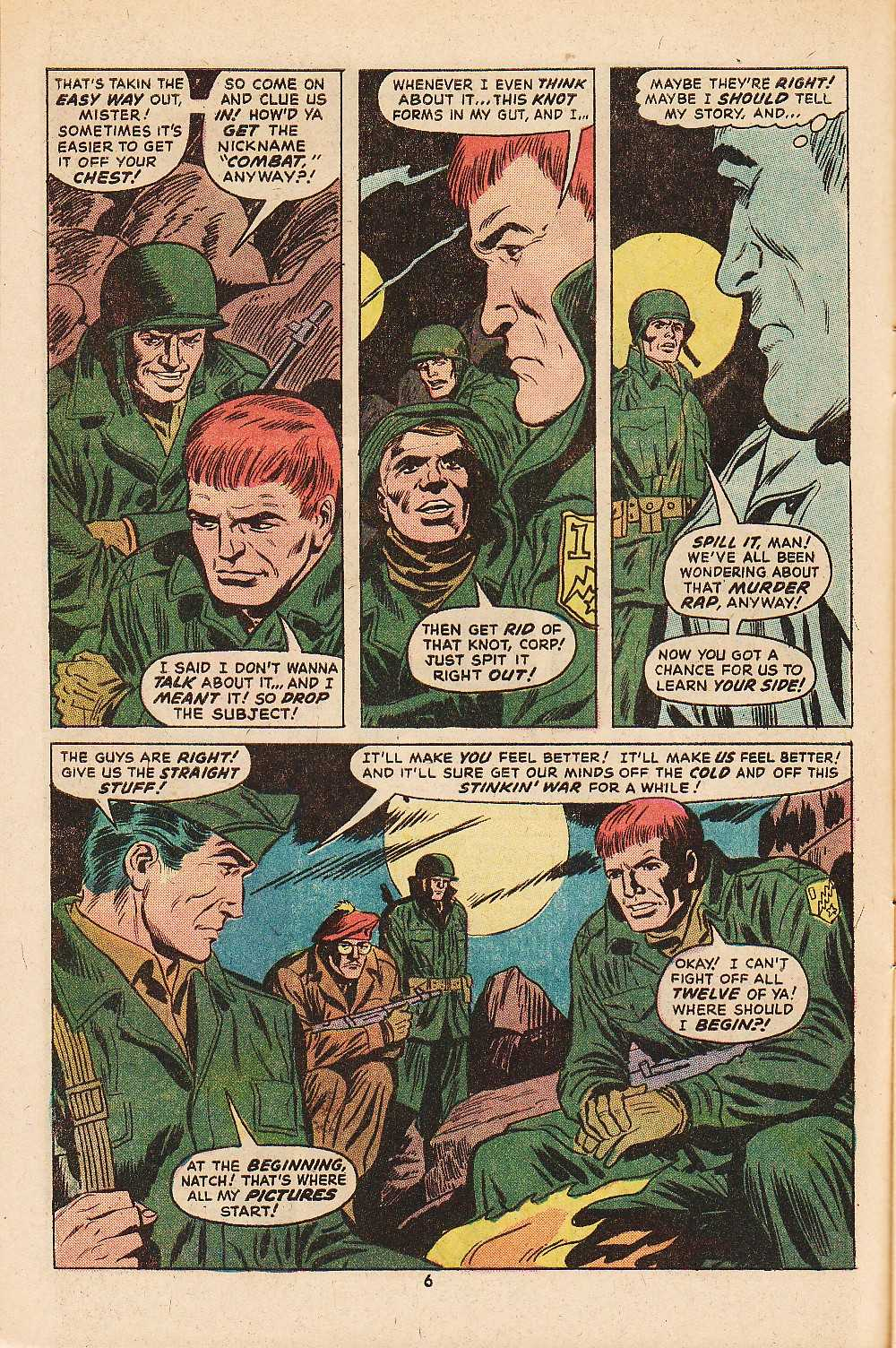 Combat Kelly (1972) issue 3 - Page 8