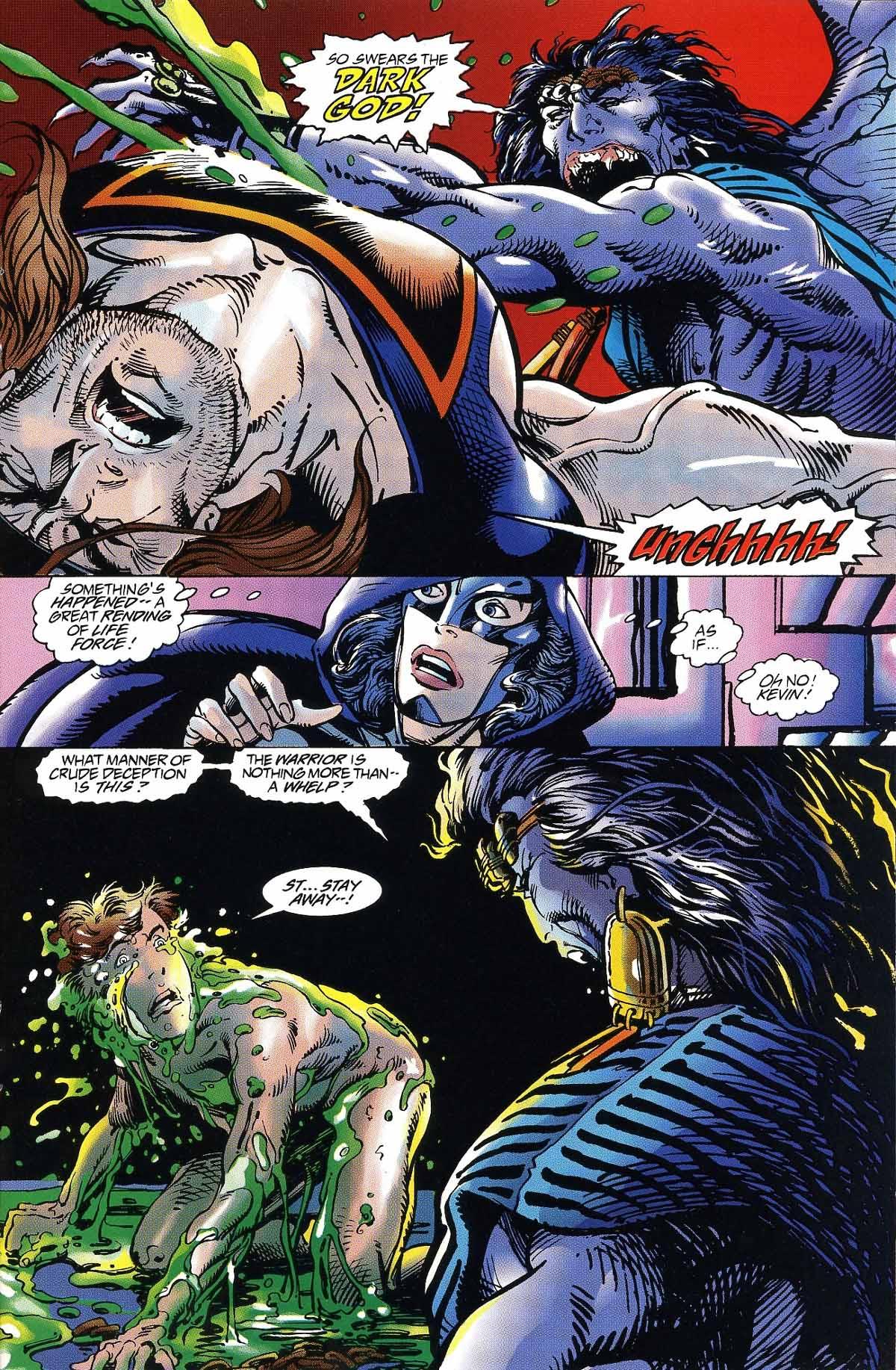 Read online Rune (1994) comic -  Issue #6 - 21