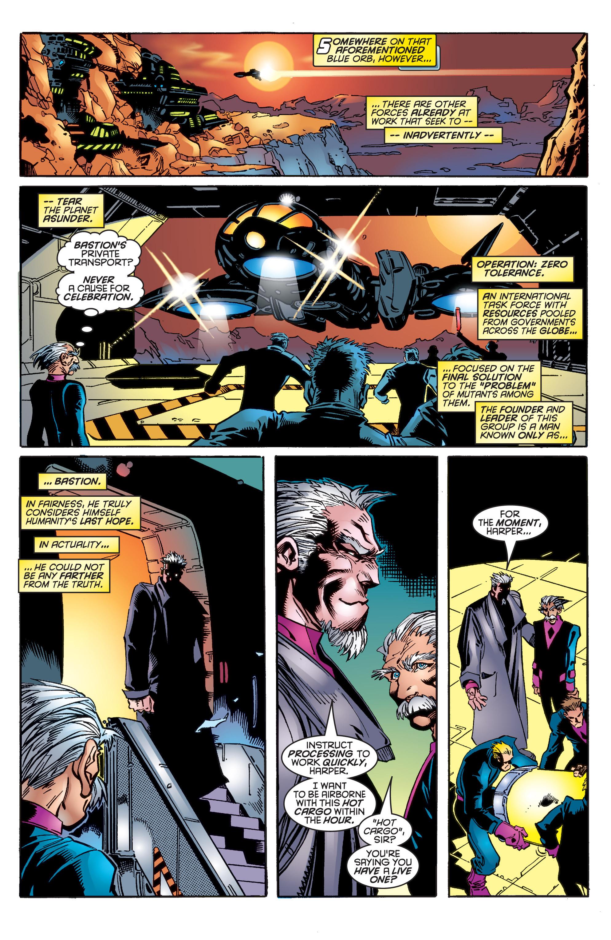 Read online Uncanny X-Men (1963) comic -  Issue #343 - 14