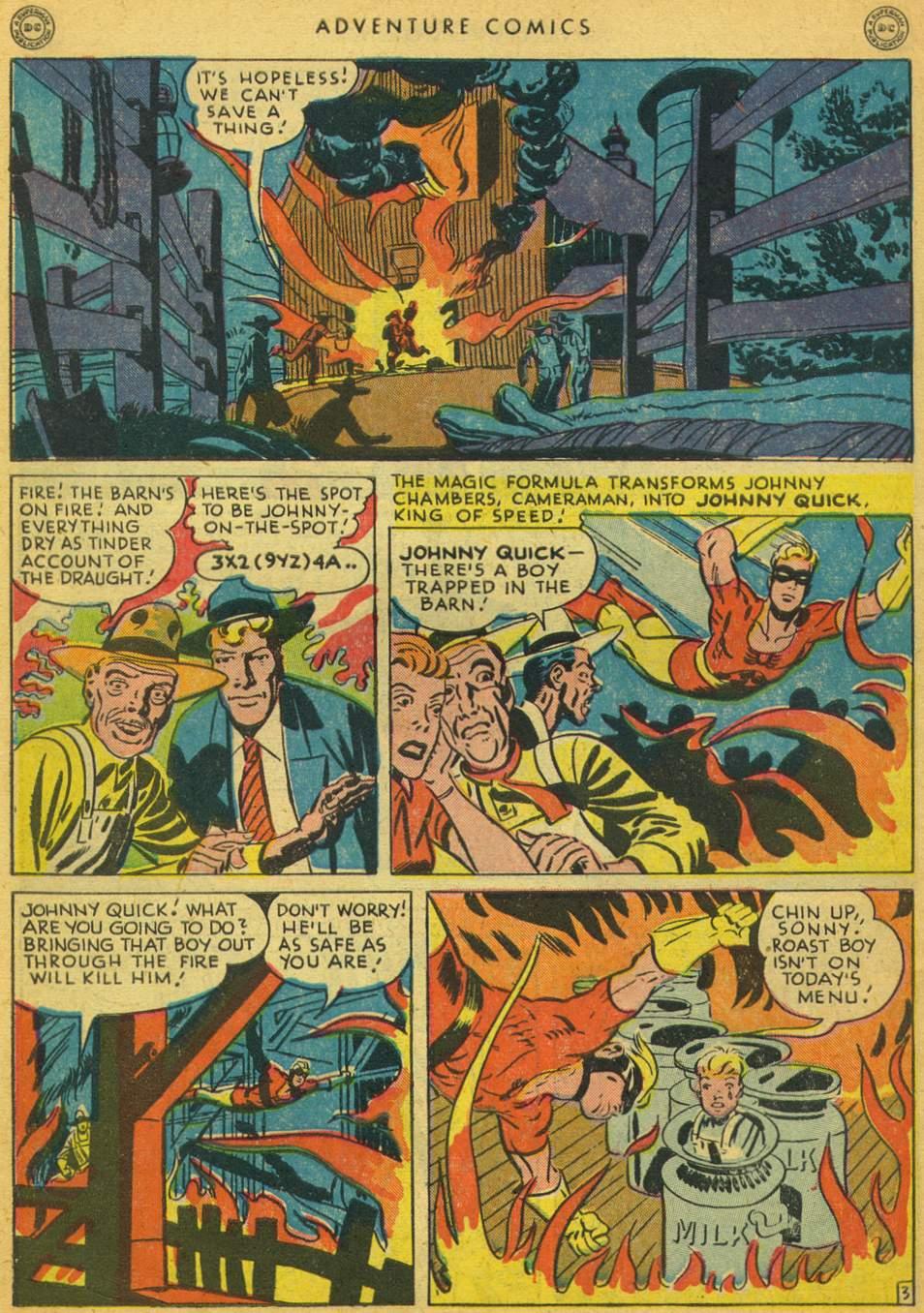 Read online Adventure Comics (1938) comic -  Issue #128 - 40