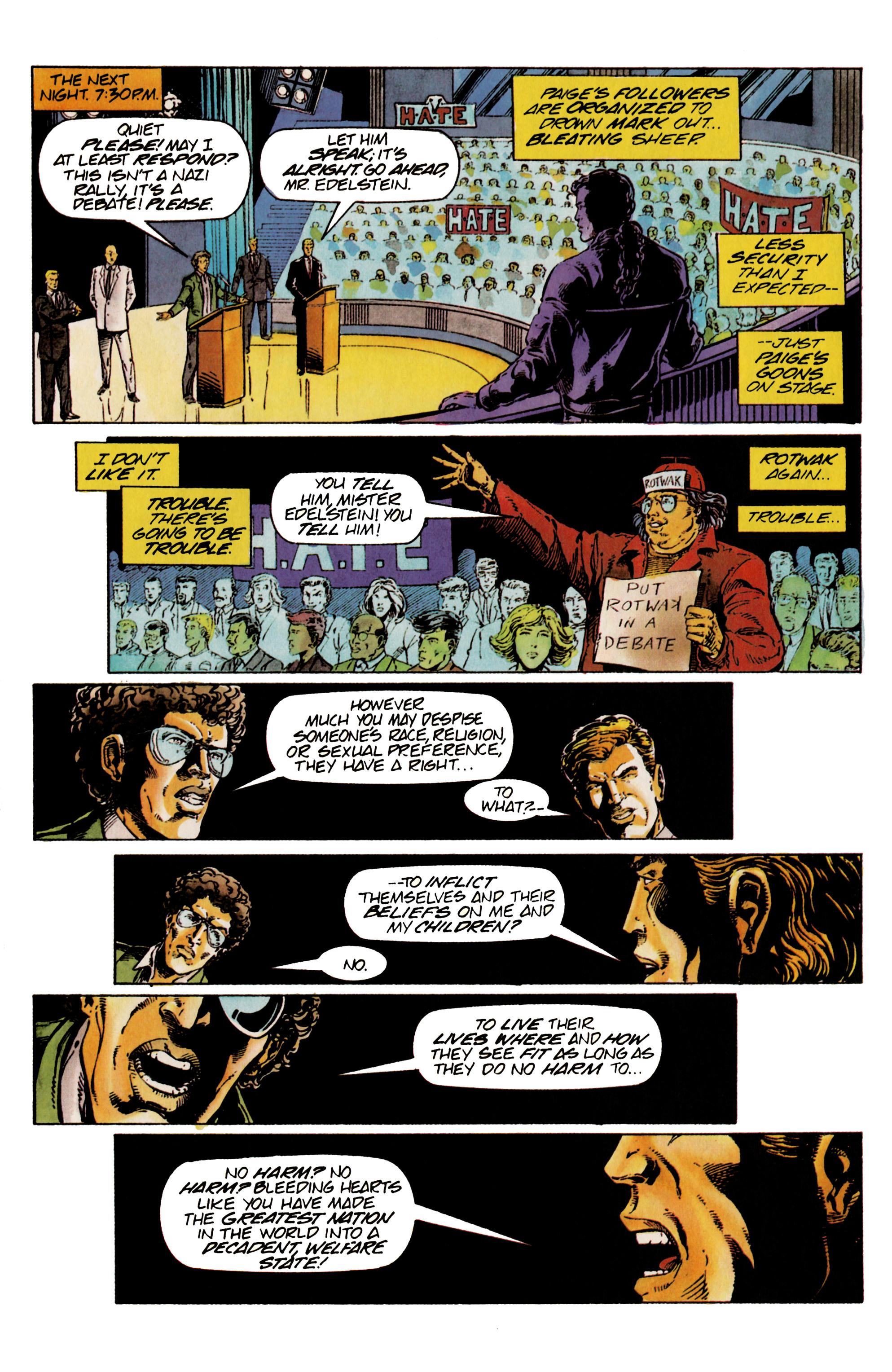 Read online Shadowman (1992) comic -  Issue #24 - 13