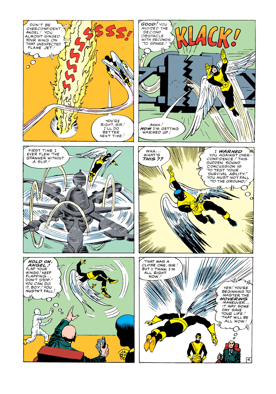 Uncanny X-Men (1963) -1 Page 4