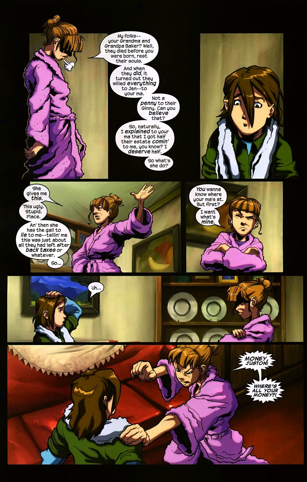 Read online Sentinel (2006) comic -  Issue #2 - 12
