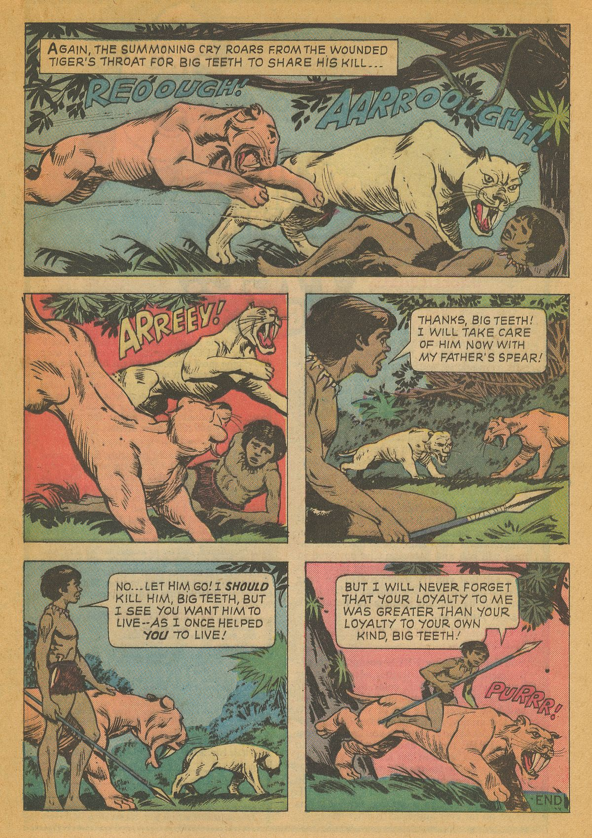 Read online Turok, Son of Stone comic -  Issue #85 - 17