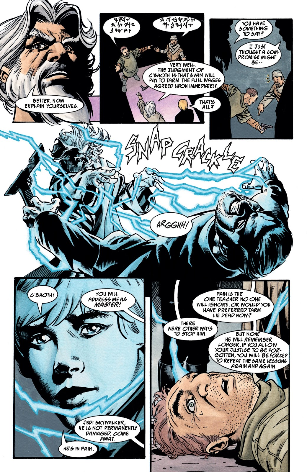 Read online Star Wars Legends: The New Republic - Epic Collection comic -  Issue # TPB 4 (Part 3) - 15