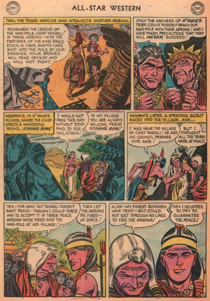 Read online All-Star Western (1951) comic -  Issue #87 - 12