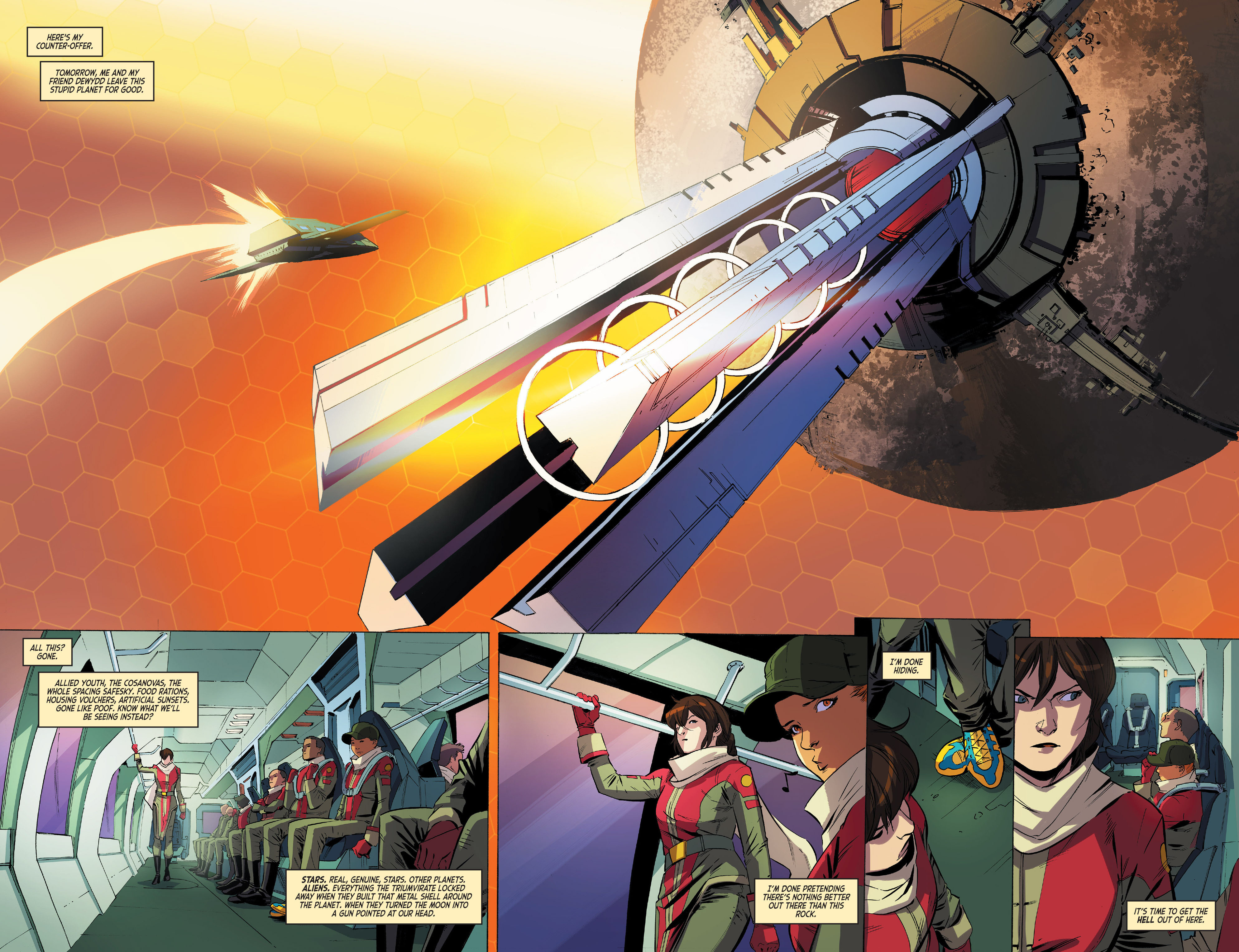 Read online Klaus comic -  Issue #4 - 30