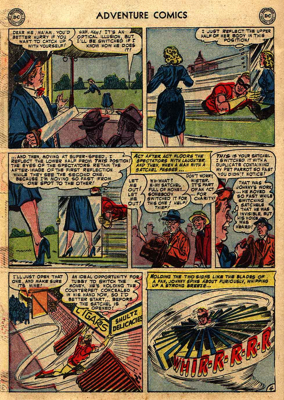 Read online Adventure Comics (1938) comic -  Issue #175 - 26