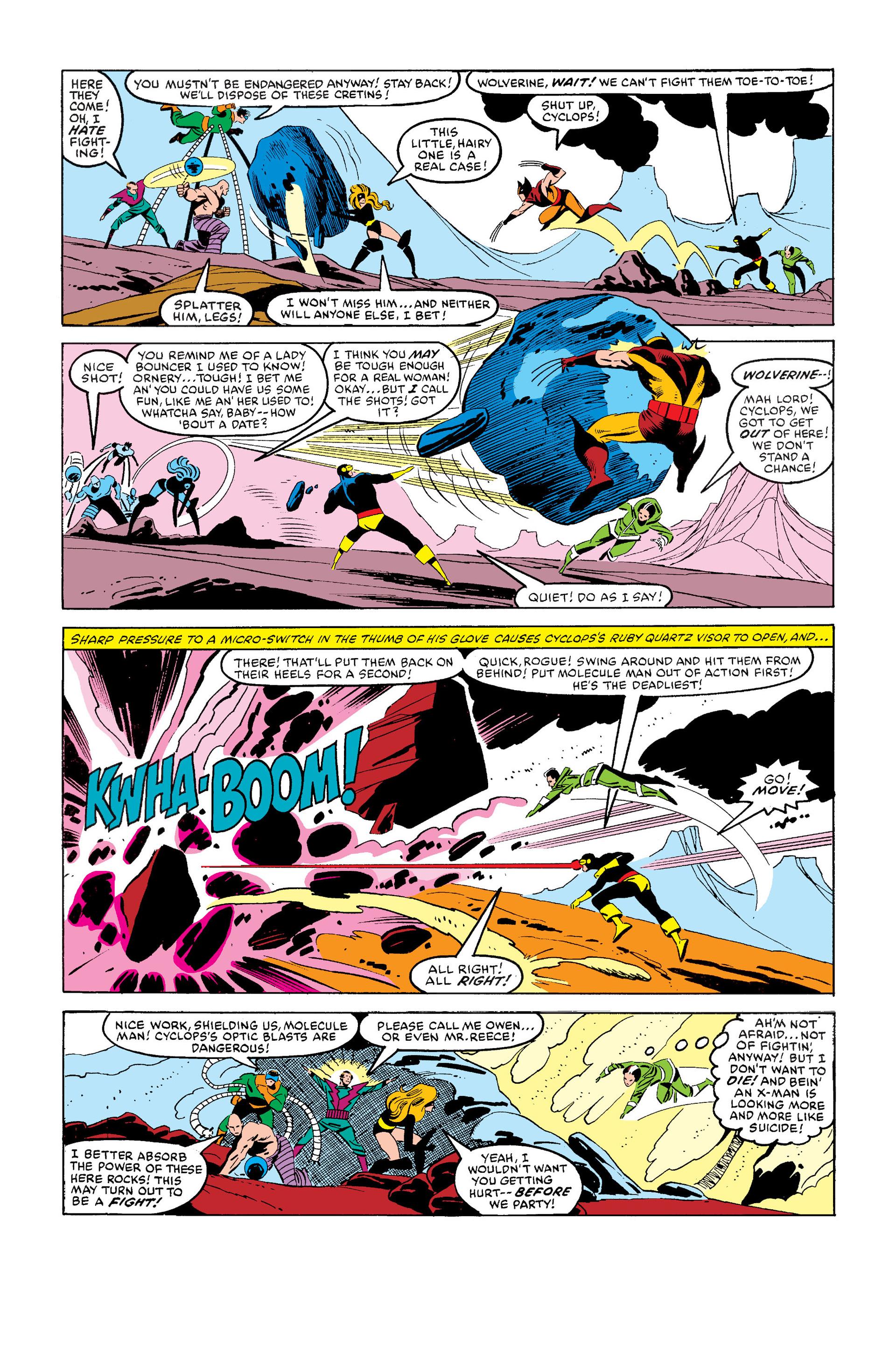 Read online Secret Wars (1985) comic -  Issue #6 - 19