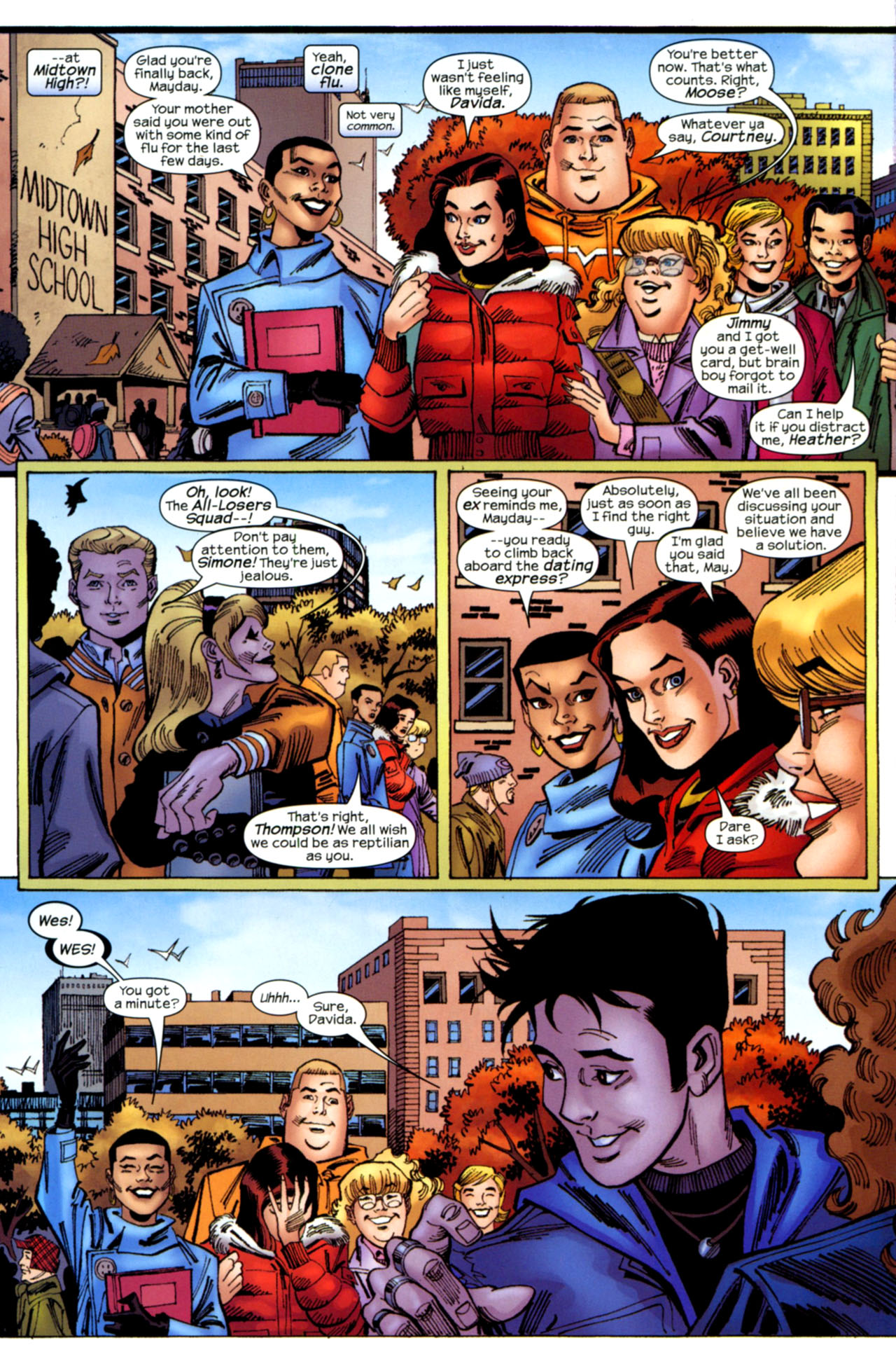 Read online Amazing Spider-Man Family comic -  Issue #5 - 13