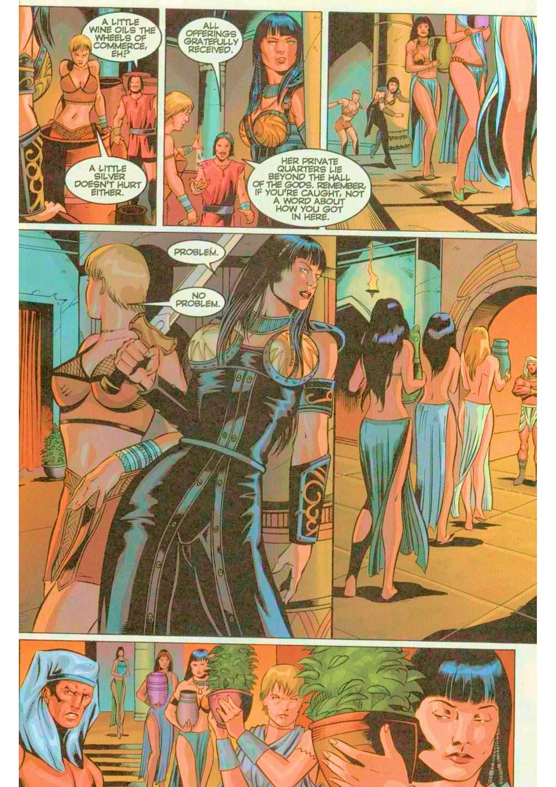 Xena: Warrior Princess (1999) Issue #5 #5 - English 21