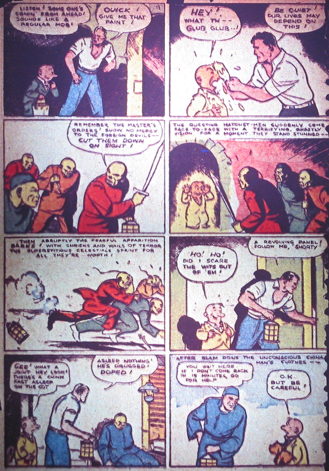 Read online Detective Comics (1937) comic -  Issue #1 - 63