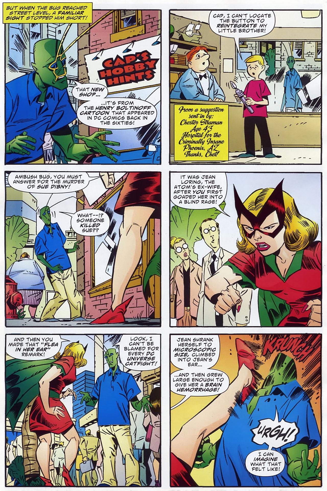 Read online Ambush Bug: Year None comic -  Issue #1 - 18