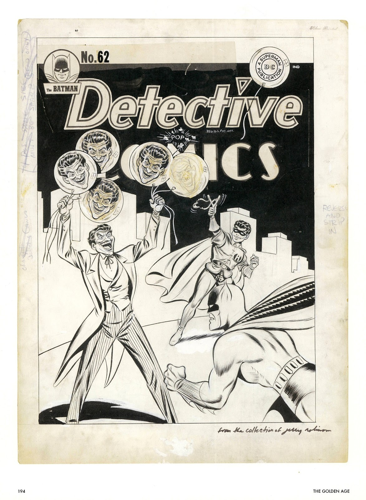 Read online 75 Years Of DC Comics comic -  Issue # TPB (Part 3) - 6