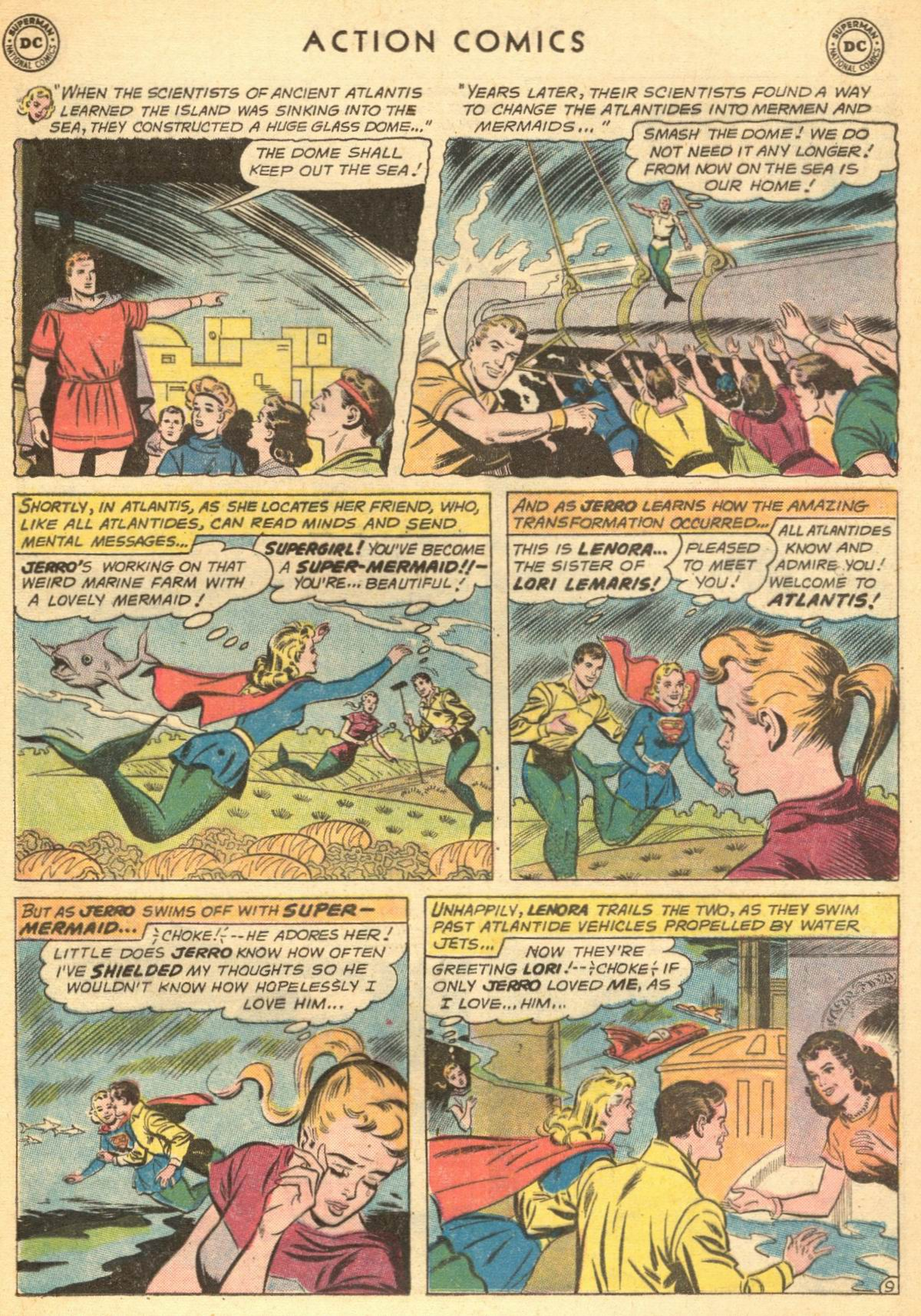 Read online Action Comics (1938) comic -  Issue #284 - 29