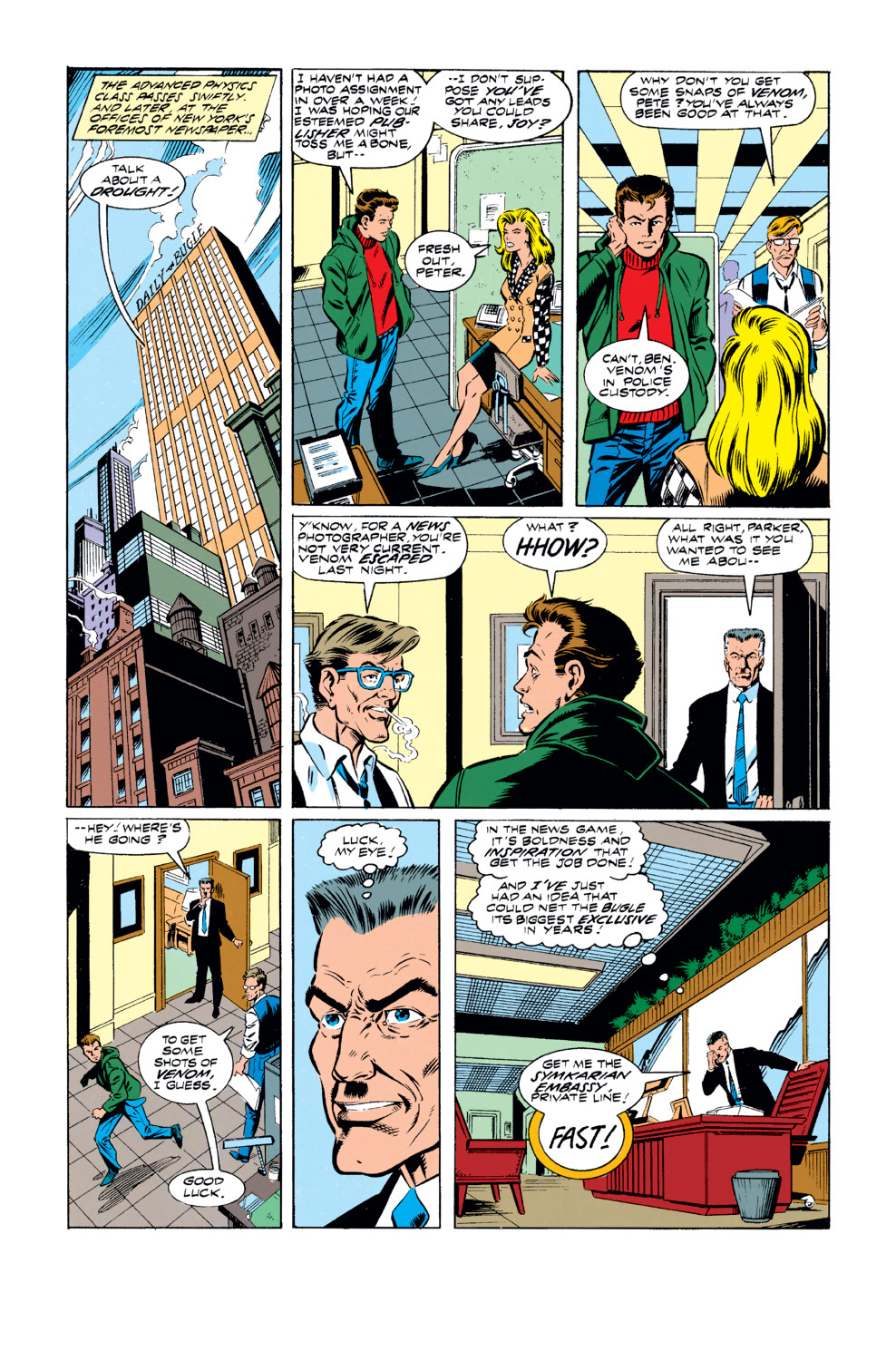The Amazing Spider-Man (1963) 374 Page 6