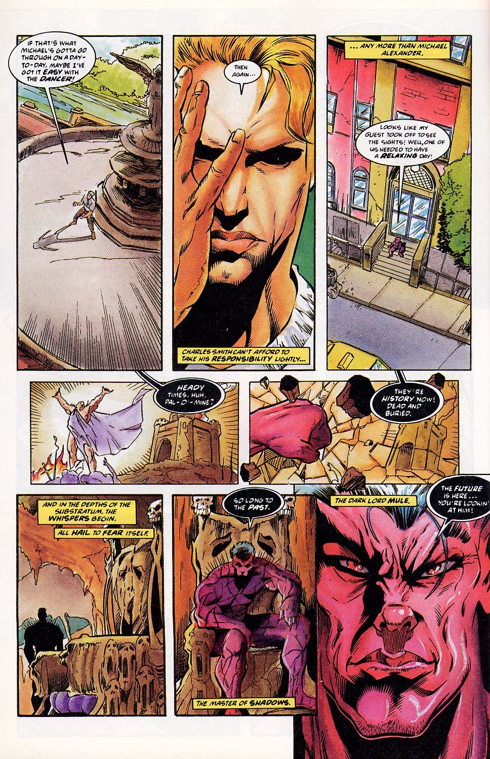 Read online Charlemagne comic -  Issue #3 - 23