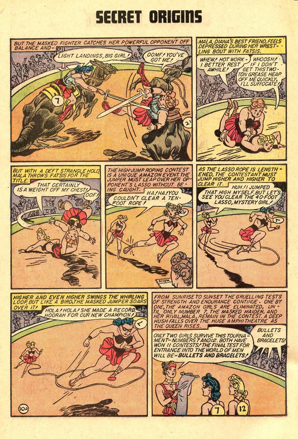 Read online Secret Origins (1973) comic -  Issue #3 - 14