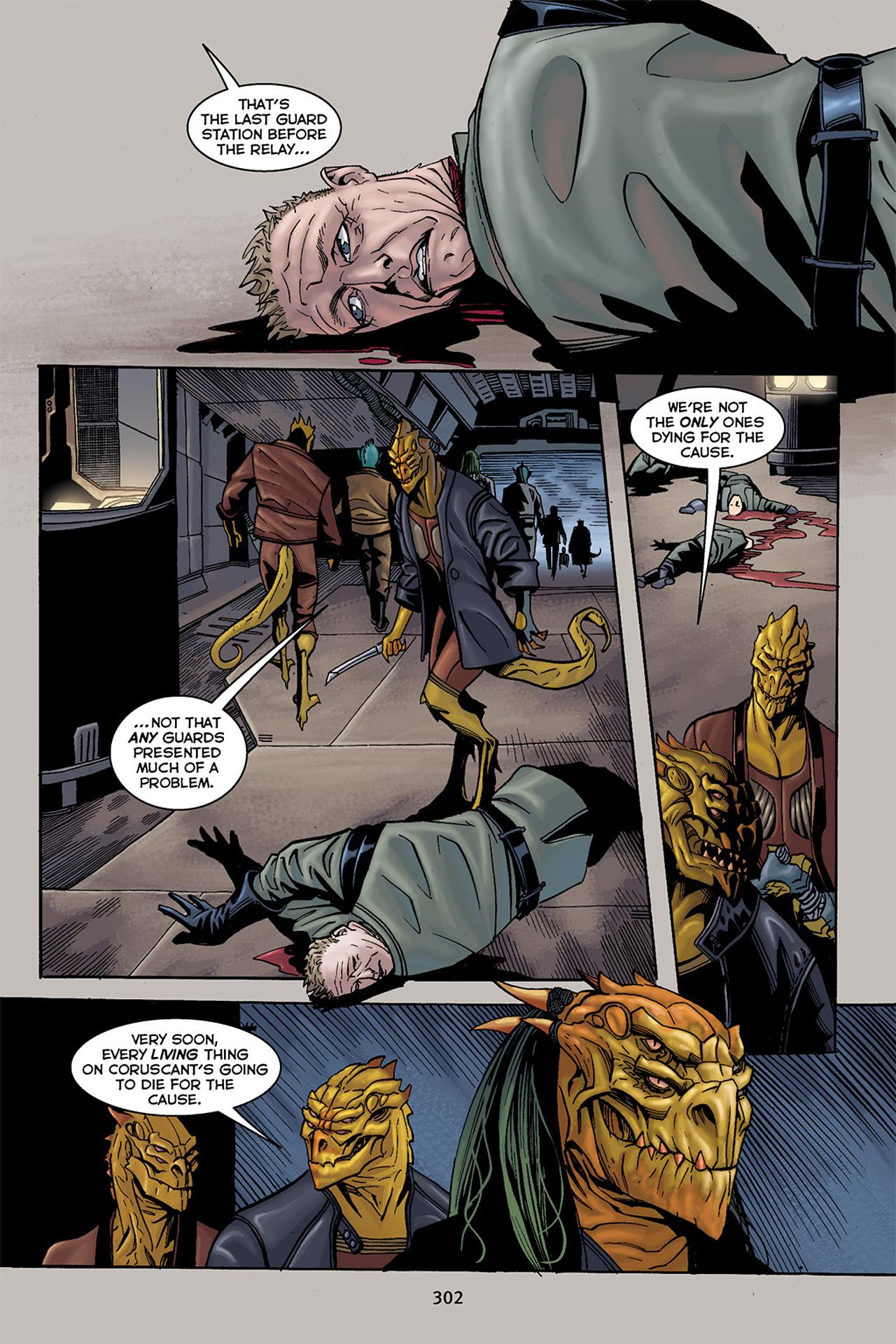 Read online Star Wars Omnibus comic -  Issue # Vol. 10 - 298