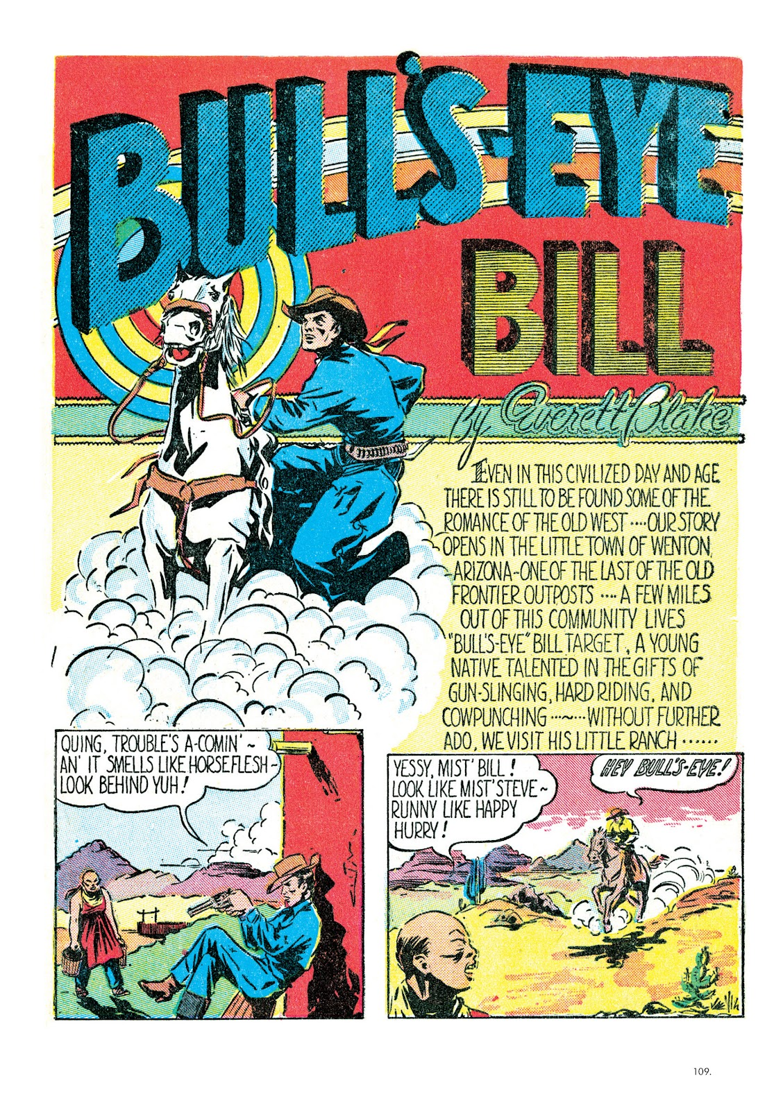 Read online The Bill Everett Archives comic -  Issue # TPB 1 (Part 2) - 9