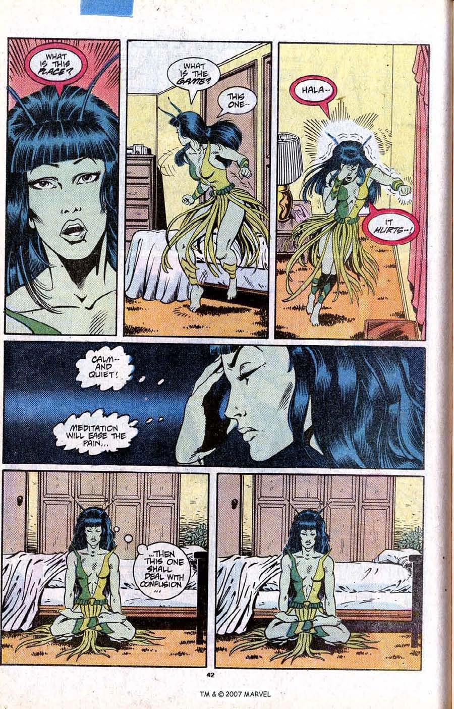 Silver Surfer (1987) _Annual 1 #1 - English 44