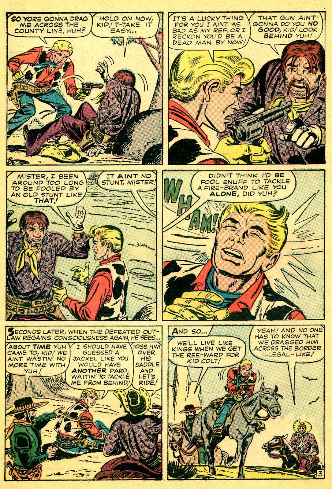 Kid Colt Outlaw issue 109 - Page 30