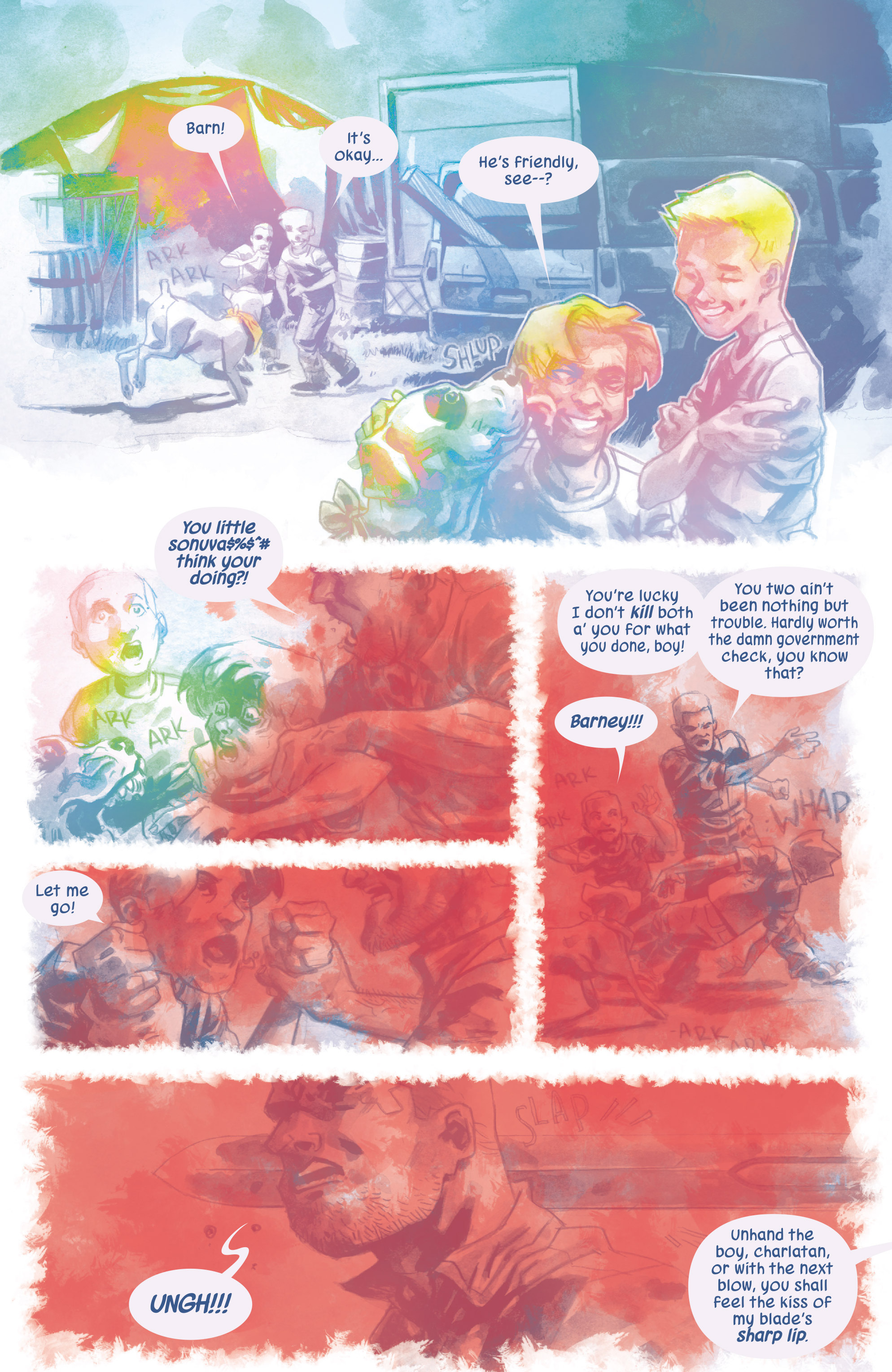 Read online All-New Hawkeye (2015) comic -  Issue #2 - 4