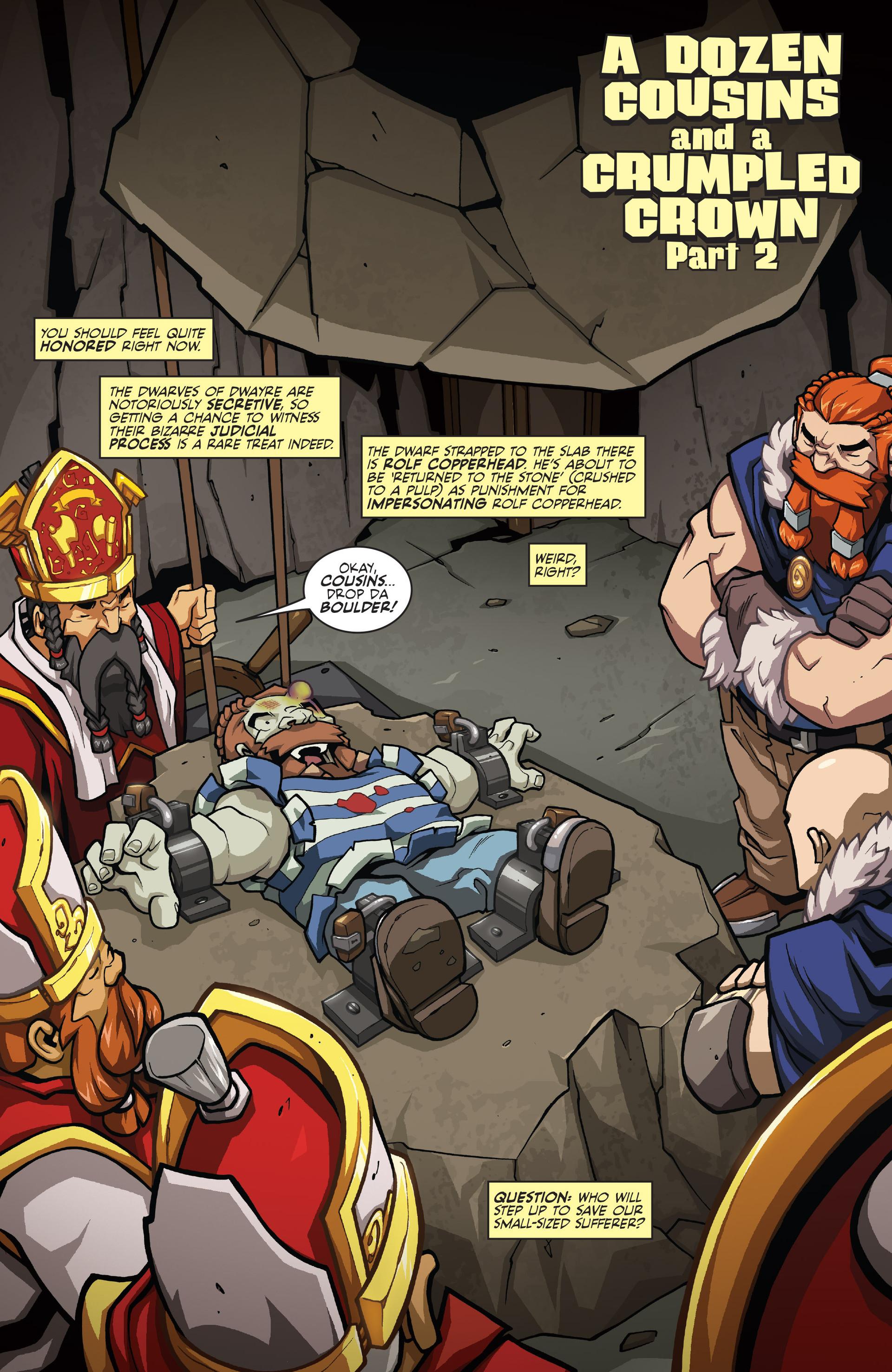 Read online Skullkickers comic -  Issue #26 - 3