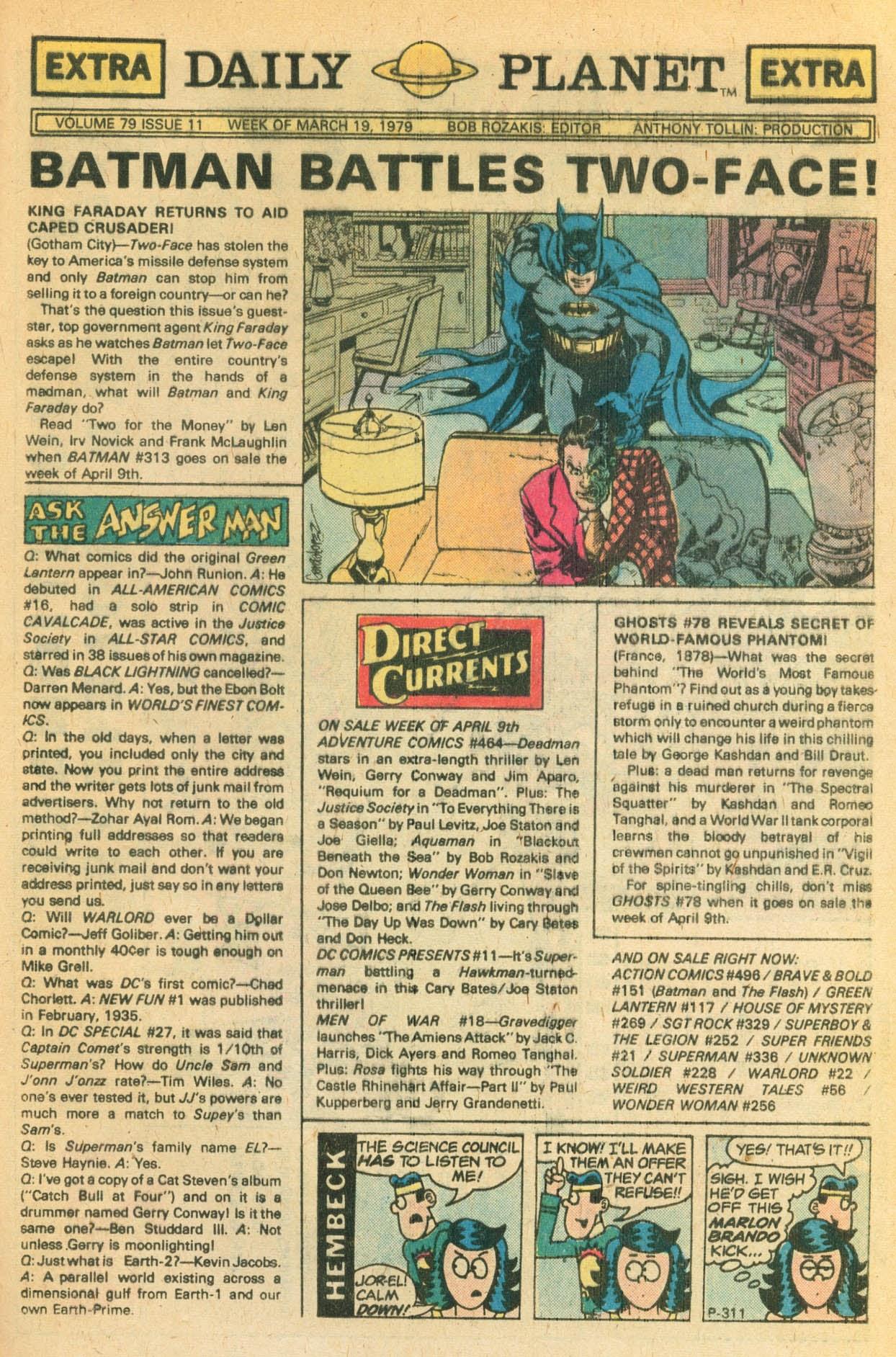 Read online Sgt. Rock comic -  Issue #329 - 33