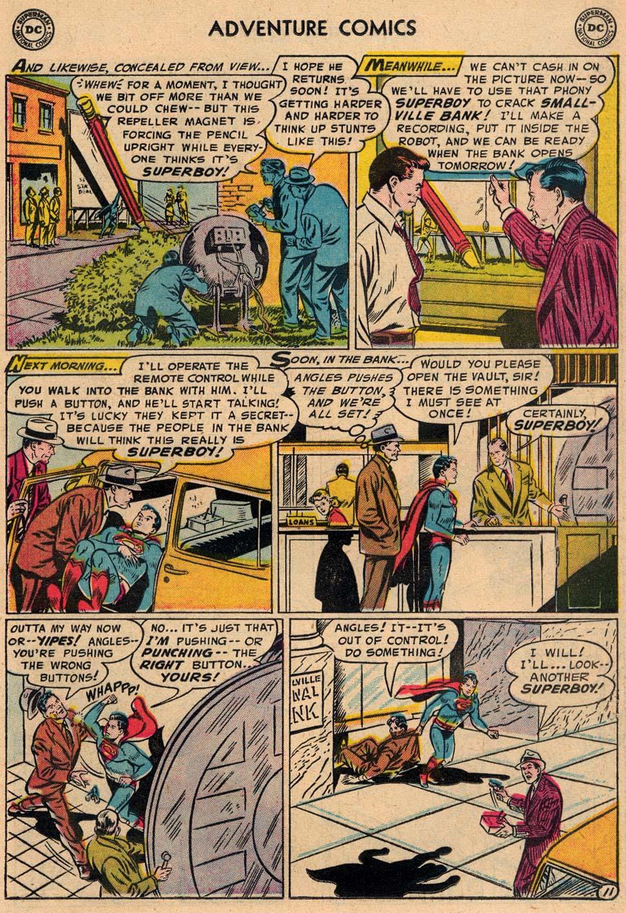Read online Adventure Comics (1938) comic -  Issue #212 - 13