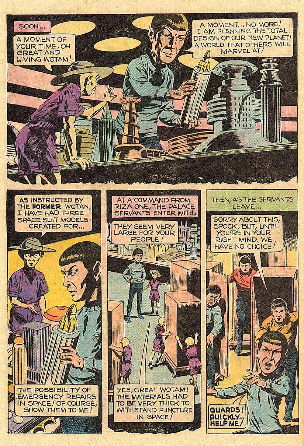 Star Trek (1967) issue 46 - Page 20