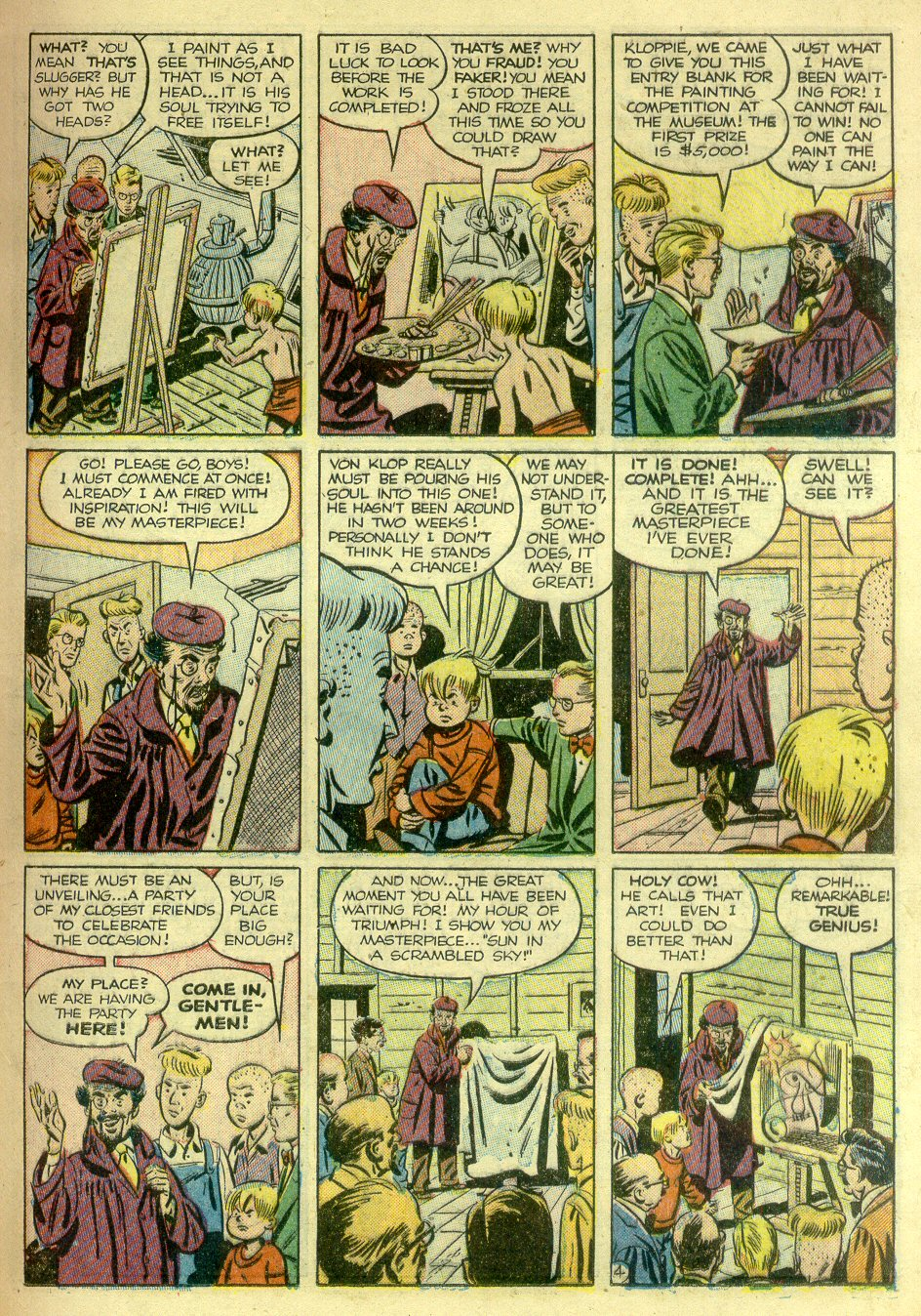 Daredevil (1941) issue 108 - Page 13