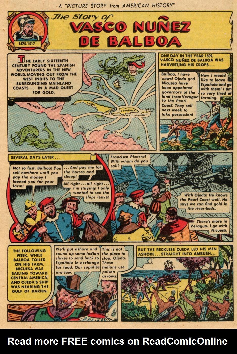 Read online Sensation (Mystery) Comics comic -  Issue #36 - 25