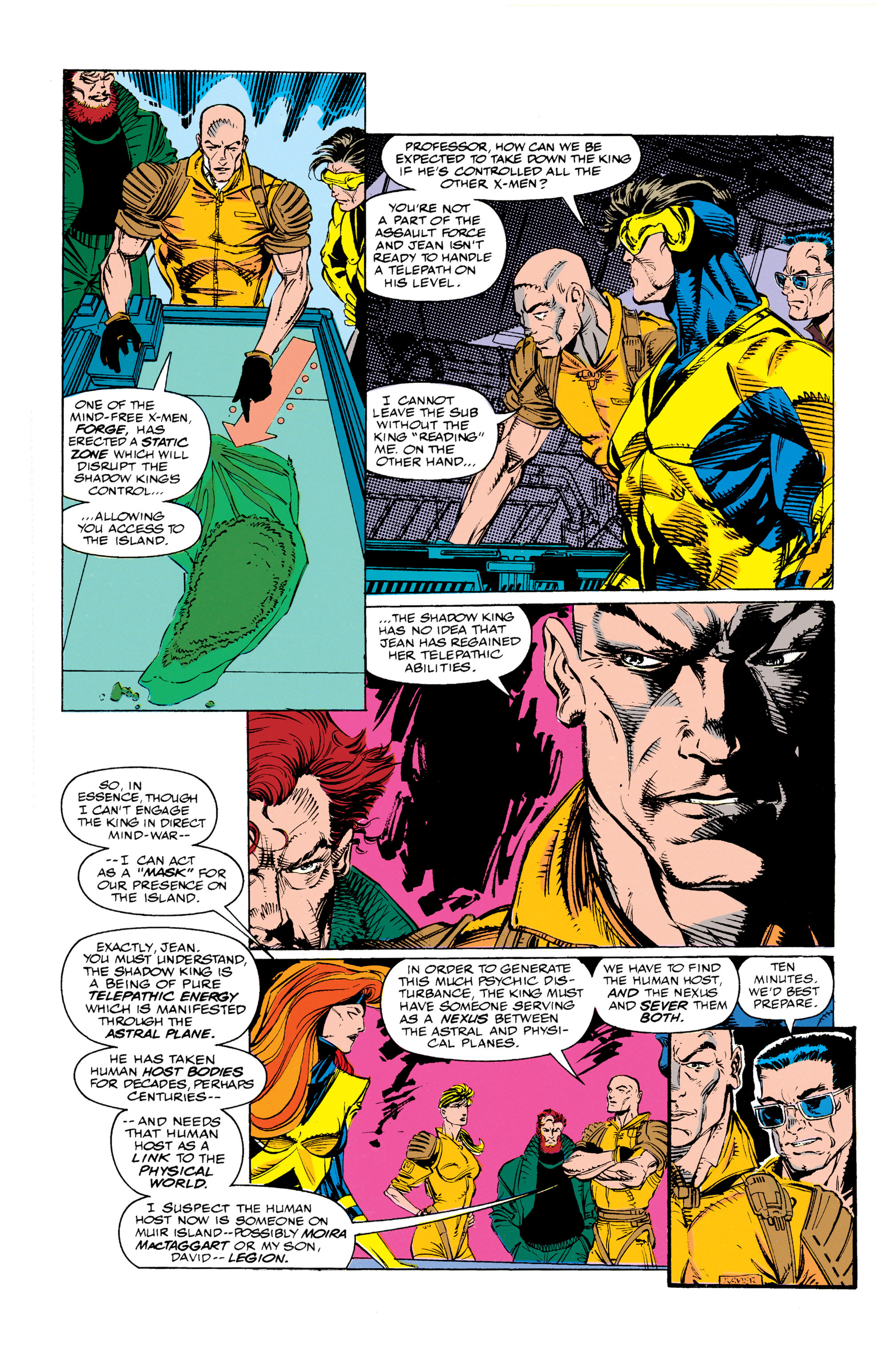 Read online X-Factor (1986) comic -  Issue #69 - 13