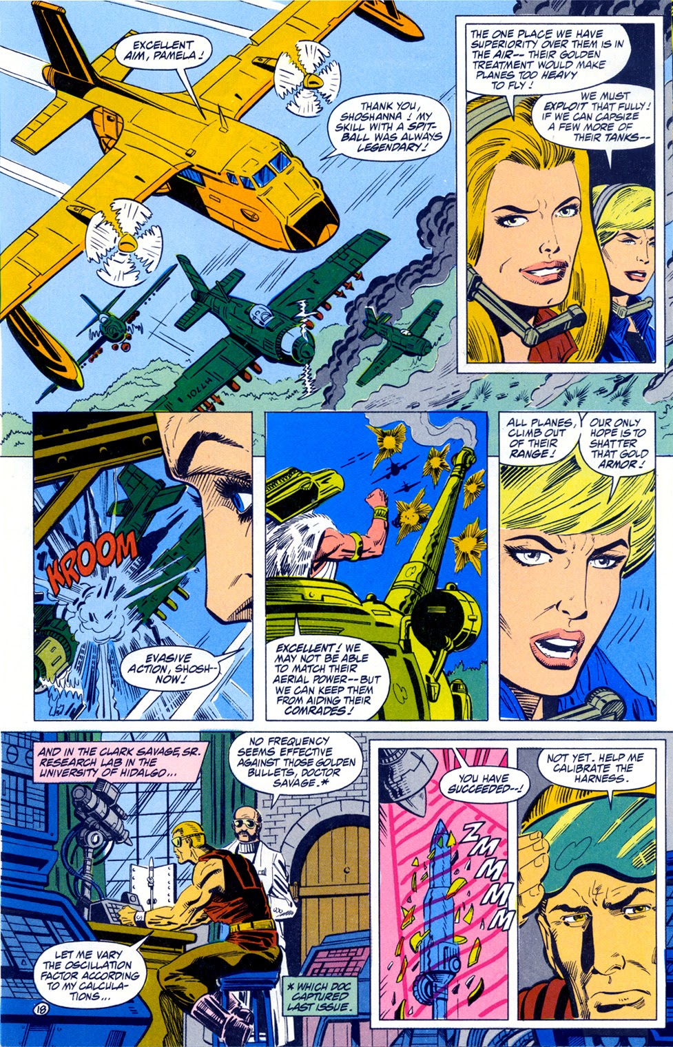 Doc Savage (1988) issue 10 - Page 20