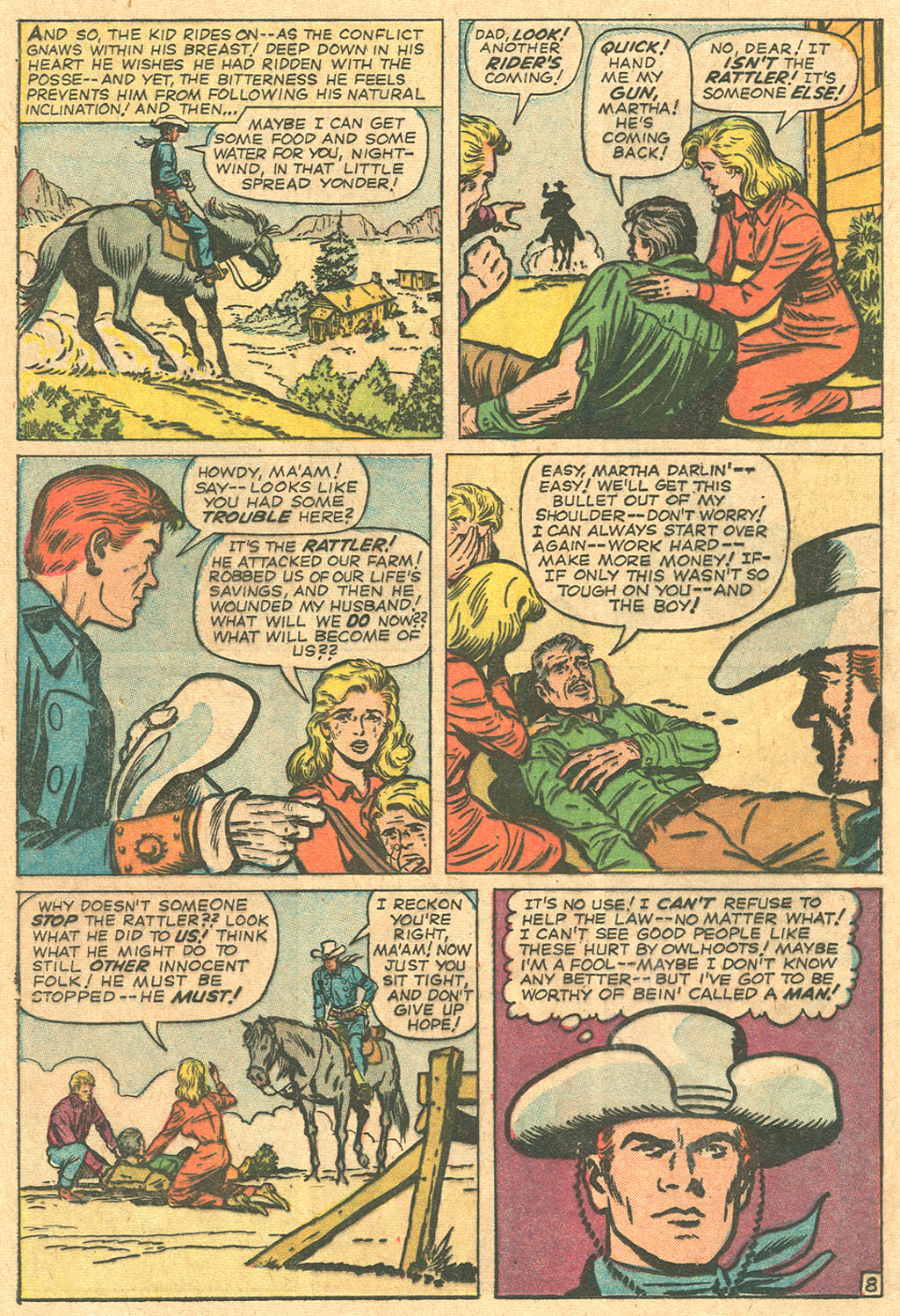 The Rawhide Kid (1955) issue 37 - Page 12