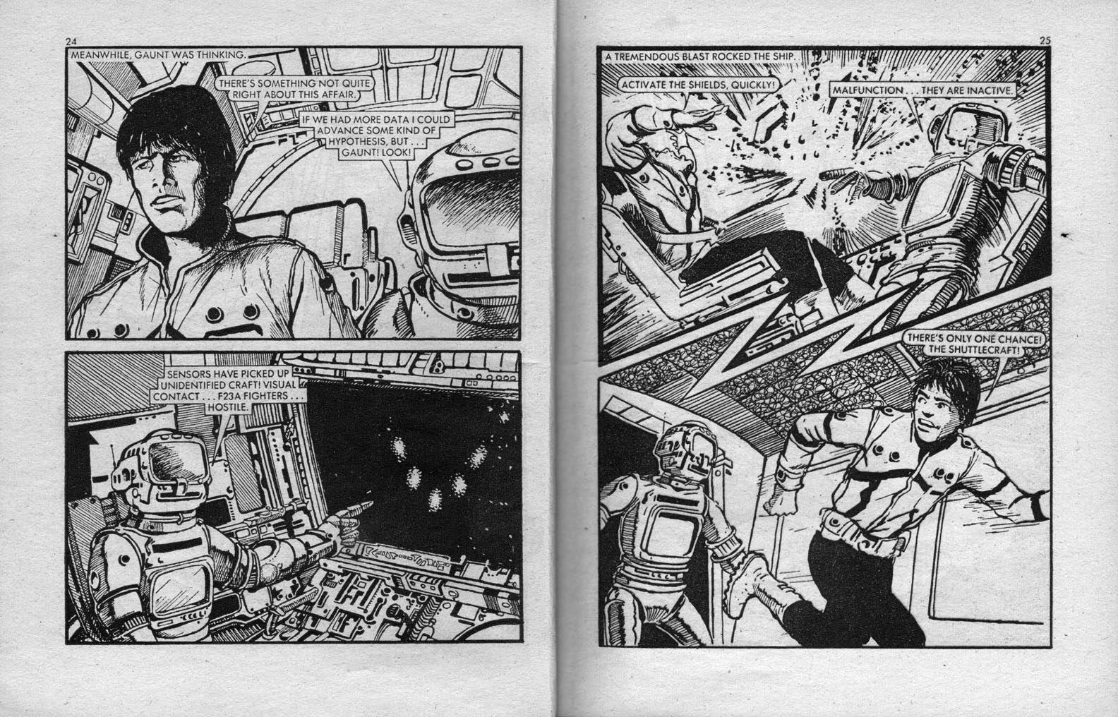 Starblazer issue 28 - Page 13