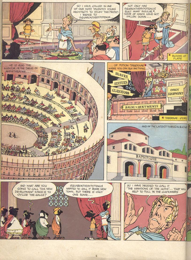 Read online Asterix comic -  Issue #17 - 4