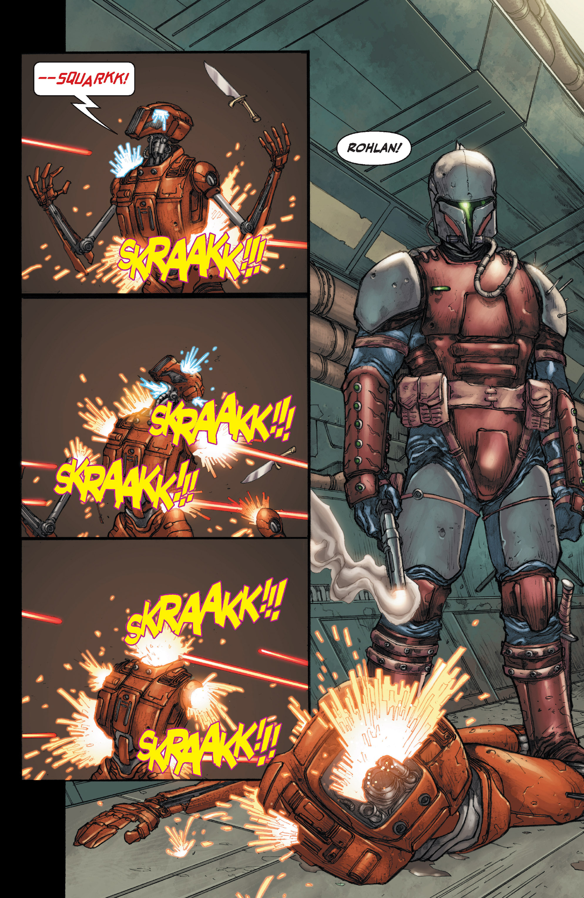 Read online Star Wars Omnibus comic -  Issue # Vol. 29 - 301